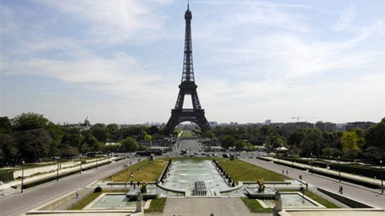 La Tour Eiffel culmine à plus de 300 mètres (AFP - Stéphane de Sakutin)
