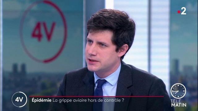 """""""On a voulu fédérer les initiatives"""" : Julien Denormandie évoque la plateforme de mise en relation entre consommateurs et producteurs locaux"""