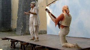 Festival Théâtre de l'Abbaye 2013  (France 3 Culturebox)