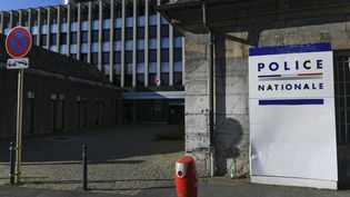 Le commissariat de Besançon (Doubs), le 16 mai 2019. (SEBASTIEN BOZON / AFP)