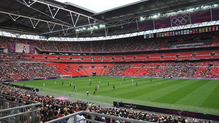 Wembley, un stade mythique