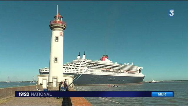 Queen Mary 2 : Une course pour l'Histoire