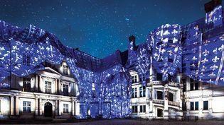 Château royal de Blois, spectacle son et lumière 2018  (Château royal de Blois / @pashrash)