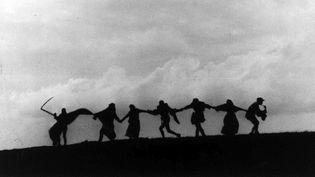 """Le Septième sceau"" (1957) d'Ingmar Bergman  (Studio Canal +)"