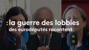 La directive droit d'auteurs a mobilisé un lobbying intense de la part des détracteurs comme des défenseurs du texte. (FRANCEINFO)
