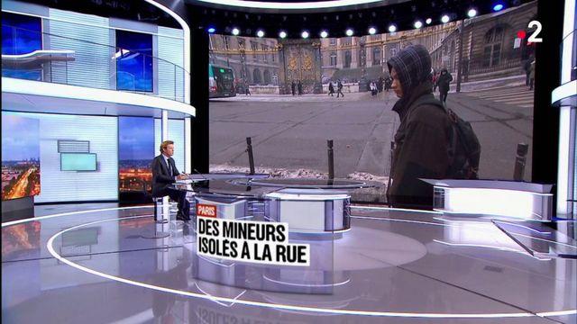 Paris : Des avocats alertent autour de la situation de mineurs à la rue