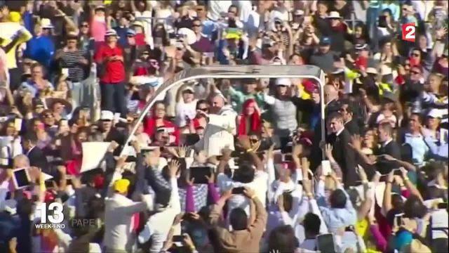 Pape François au Mexique : un appel à la lutte contre le narcotrafic