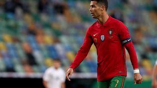 Cristiano Ronaldo le 9 juin 2021. (PEDRO FIUZA / NURPHOTO)