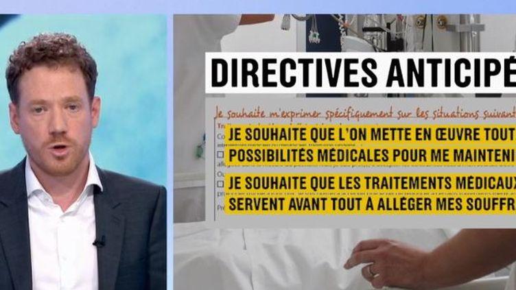 Comment rédiger ses directives anticipées ? (FRANCE 2)