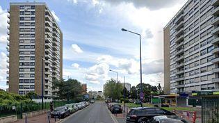 L'enlèvement a eu lieu, le 7 juillet 2020, à Drancy (Seine-Saint-Denis). (GOOGLE STREET VIEW)