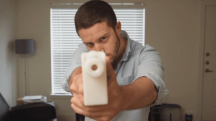 États-Unis, des armes imprimées en 3D (France 24)