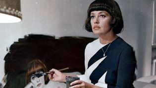 """Jeanne Moreau dans """"La Mariée était en noir"""" de François Truffaut  (Les Films du Carrosse / Archives du 7eme Art / Photo12)"""