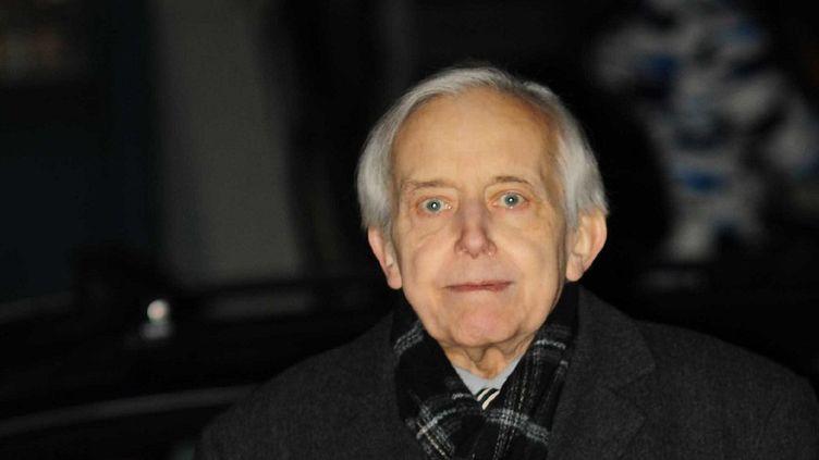 Cornelius Gurlitt, ici en novembre 2013 à Munich  (BABIRAD/SIPA)