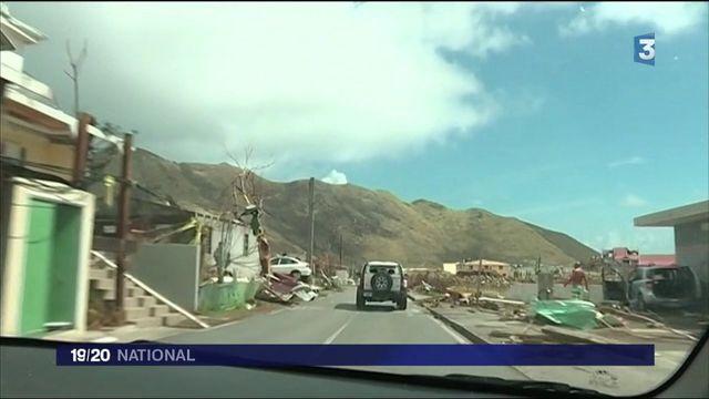 Ouragan Irma : Saint-Martin face à la pénurie d'eau