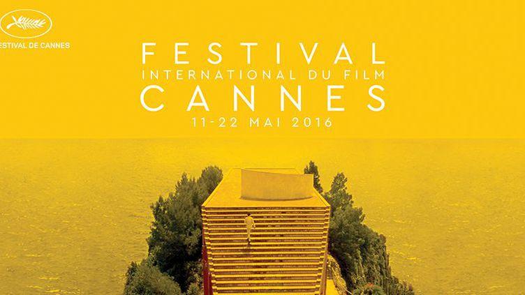 Affiche de la 69 édition du Festival de Cannes (FDC/Lagency/Taste (Paris)/Ingrid Bergman/©David Seymour/Estate of David Seymour/Magnum Photos)