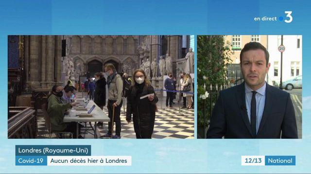 Covid-19 : la situation s'améliore au Royaume-Uni, les Britanniques préparent leur déconfinement