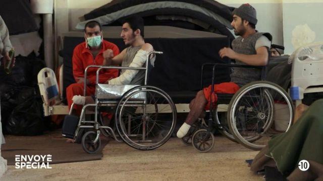 Envoyé spécial. Attaques, mutineries, hôpital-mouroir... dans cette prison du nord-est syrien, les forces kurdes manquent de moyens pour garder 5 000 jihadistes