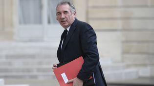 François Bayrou, ministre d'Etat et garde des Seaux (STEPHANE DE SAKUTIN / AFP)