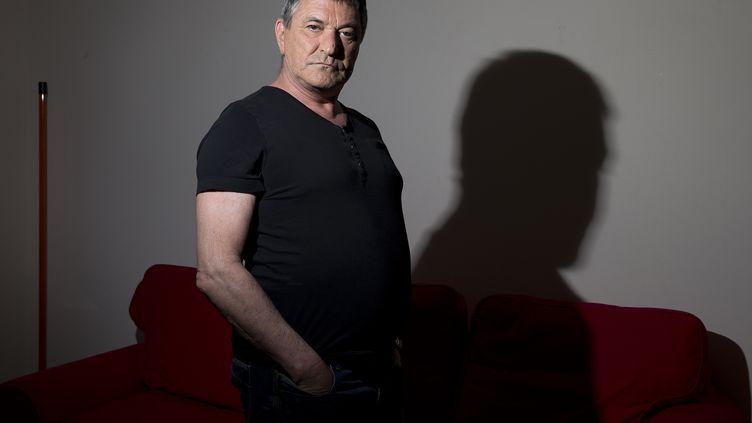 Jean-Marie Bigard, le 6 mai 2014 à Paris. (JOEL SAGET / AFP)