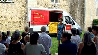 La Caravane Culturelle anime les soirées nivernaises tout l'été  (France 3 / Culturebox)