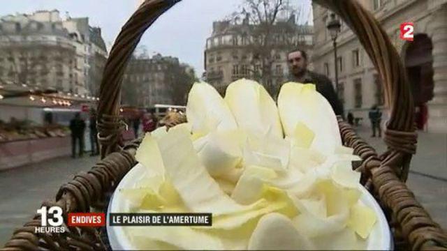 Endive : retour sur le succès de ce légume en France