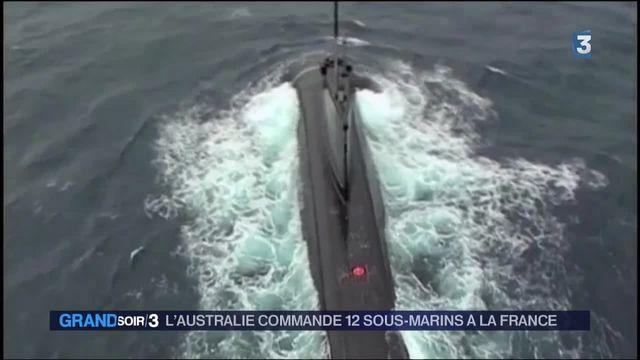 Vente de sous-marins : un contrat historique pour la France