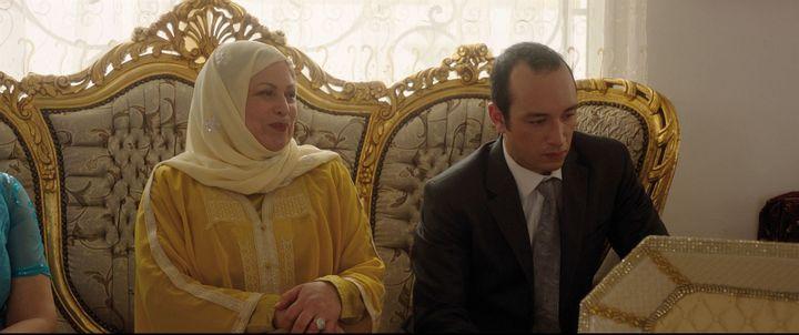 "Sabah Bouzouita et Majd Mastoura dans ""Hedi, un vent de liberté"" de Mohamed Ben Attia  (Arsenal Filmverleih)"