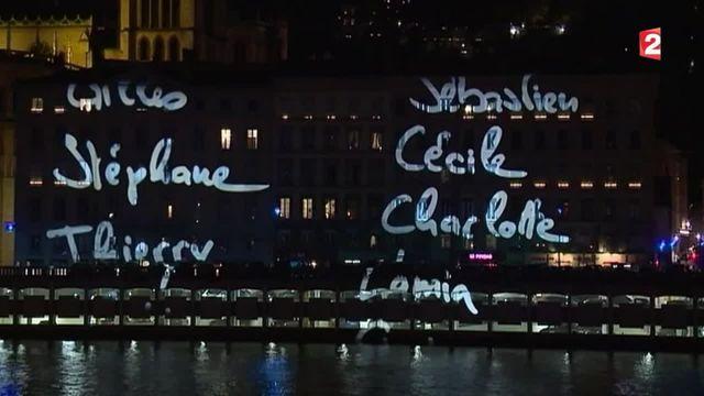 Attentat de Paris : une cérémonie d'hommage organisée à Lyon