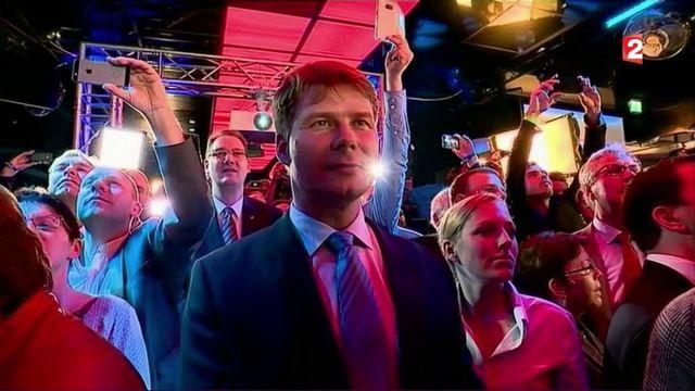 Allemagne : l'extrême droite entre au Parlement