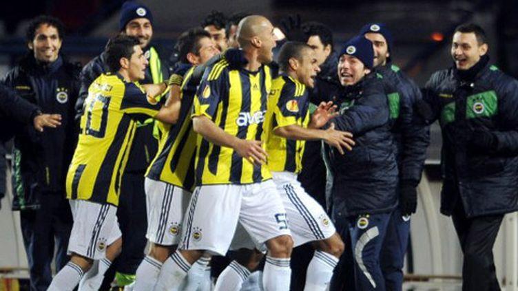 L'équipe de Fenerbahçe