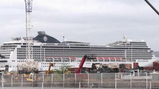 Confinement : des Français coincés à bord du Costa Deliziosa pourraient débarquer lundi 20 avril (FRANCE 2)
