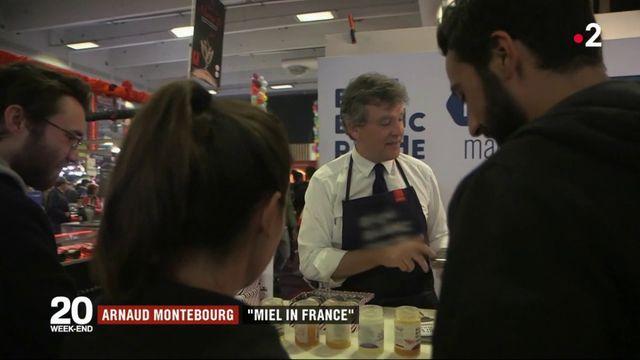 Agriculture : Arnaud Montebourg s'investit dans la production de miel