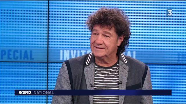 Robert Charlebois fête ses 50 ans de carrière