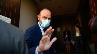 Edouard Philippe, ancien Premier ministre, en septembre 2020. (FRANCK DUBRAY / MAXPPP)