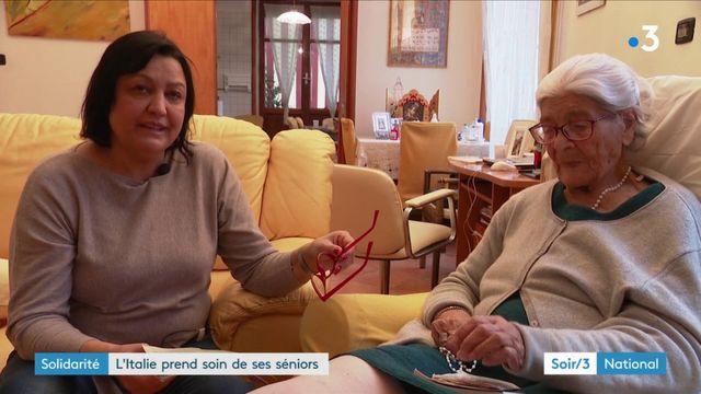 L'Italie prend soin de ses seniors