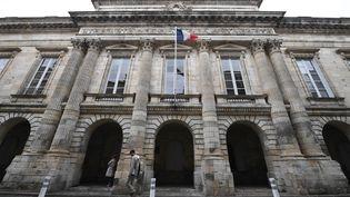 Le tribunal de grande instance de La Rochelle (Charente-Maritime). (LEOTY XAVIER / MAXPPP)