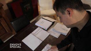 """Licencié parce qu'il allait se syndiquer ? Letémoignage d'un salarié dans """"Envoyé spécial"""" (FRANCE 2 / FRANCETV INFO)"""