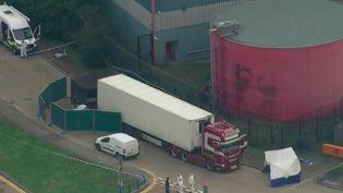 Immigration clandestine : un an après la mort de migrants vietnamiens, le procès du camion charnier s'ouvre à Londres (FRANCE 2)