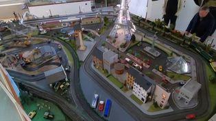 Vosges : à la découverte du musée du train (FRANCE 3)