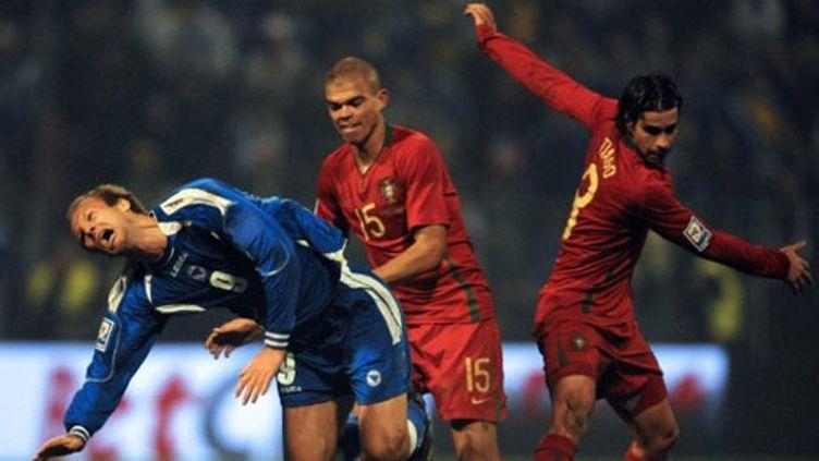Comme lors des barrages pour le Mondial-2010, la Bosnie de Muslimovic et le Portugal de Pepe vont se rencontrer en barrages de l'Euro-2012