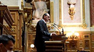 La géographe y voit un message très fort aux élus des différentes collectivités territoriales françaises, à moins d'un an des élections régionales. (BERTRAND GUAY / AFP)