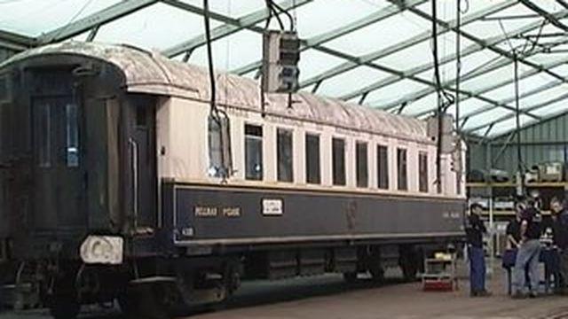 Faire renaître le prestige de l'Orient-Express