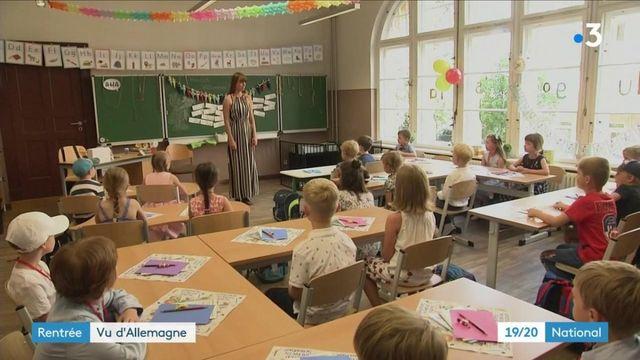 Coronavirus : comment l'Allemagne gère sa rentrée scolaire