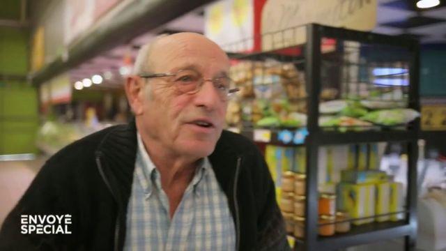 """Envoyé spécial. Gérard, 71 ans, ancien agriculteur : """"On s'y habitue, à la pauvreté"""""""