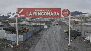 Une équipe de scientifiques français s'est rendue dans la plus haute ville du monde située au Pérou, à 5 300 mètres d'altitude. (FRANCE 3)