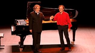 François-René Duchâble et Alain Carré - Piano à Riom 2015  (France 3)