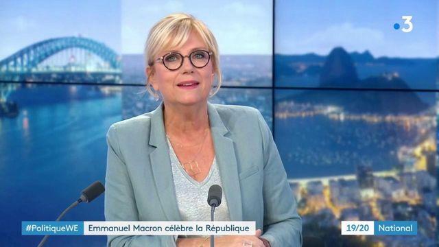 Emmanuel Macron : honneur aux valeurs républicaines