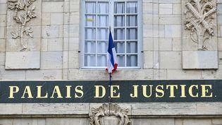 Illustration Palais de Justice. (SEBASTIEN BOZON / AFP)