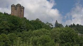 Tournemire, dans le Cantal, est classé parmi les plus beaux villages de France. (FRANCE 3)
