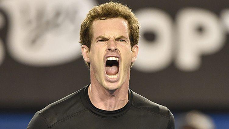 La rage d'Andy Murray